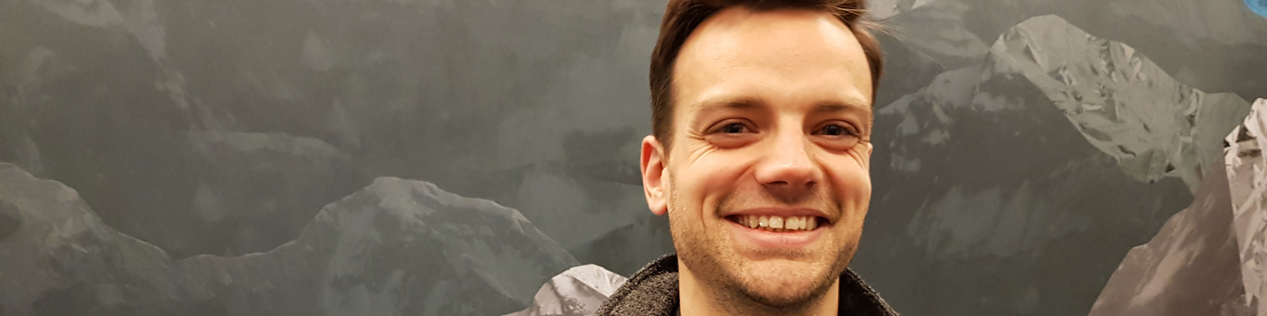 Koch Patrick Wodni