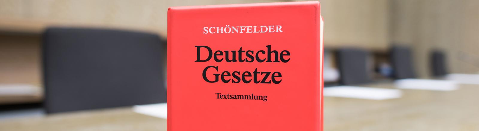 Schönefelder: Deutsche Gesetze