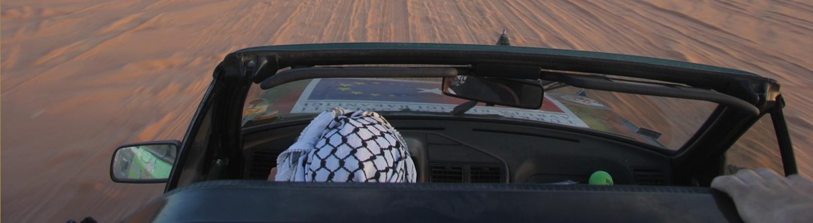 Mit der Allgäu-Orient-Rallye durch die Jordanische Wüste