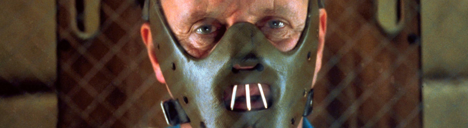 Anthony Hopkins spielt den Psychopathen Hannibal Lecter