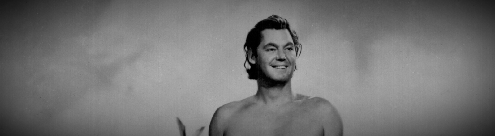 Johnny Weißmüller als Tarzan
