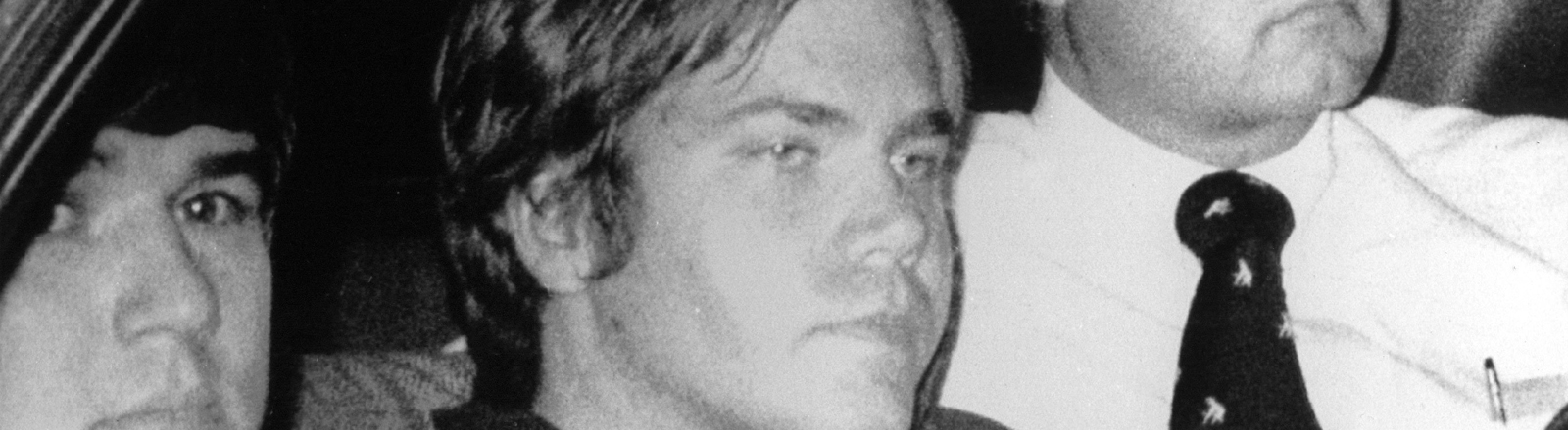 Der mutmaßliche Attentäter John Warnock Hinckley