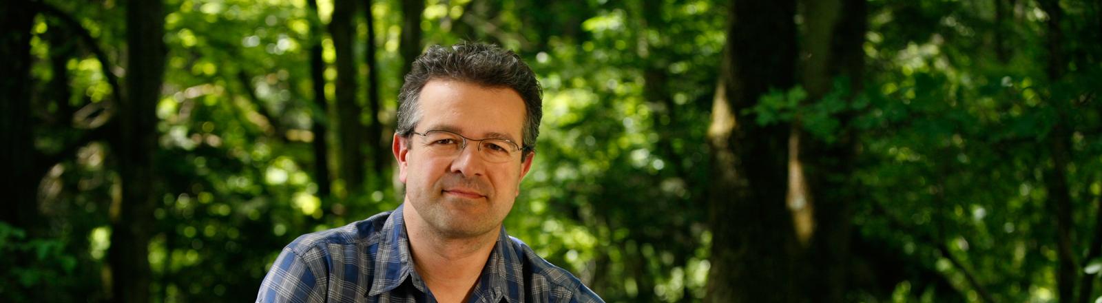 Der Wanderpapst Manuel Andrack