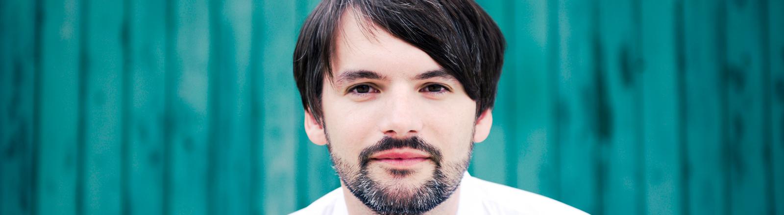 Der Schriftsteller Saša Stanišić