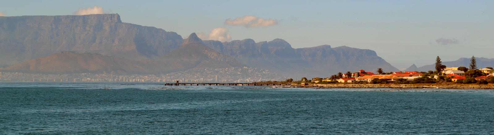 Gefängnisinsel Robben Island