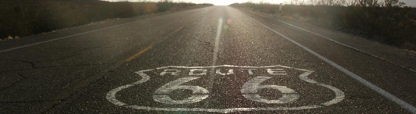 Die berühmte Route 66 verlor am 27. Juni 1985 ihren Highway-Status.