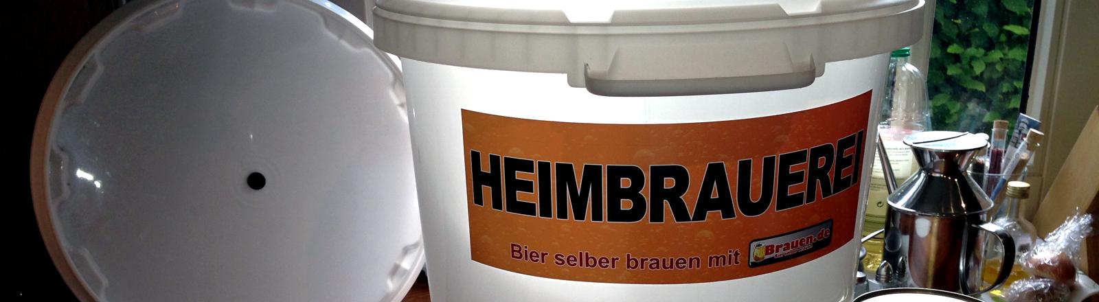Bierbrauset für zu Hause