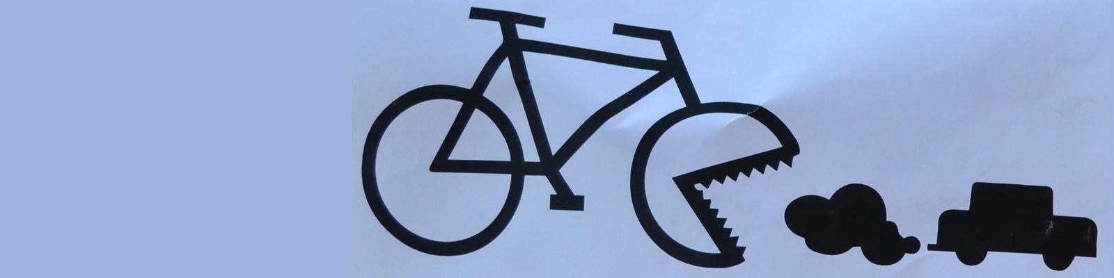 Die Critical-Mass-Bewegung ist eine Mischung aus selbstorganisierter Fahrraddemo, Zweiradschau und Tauschbörse.