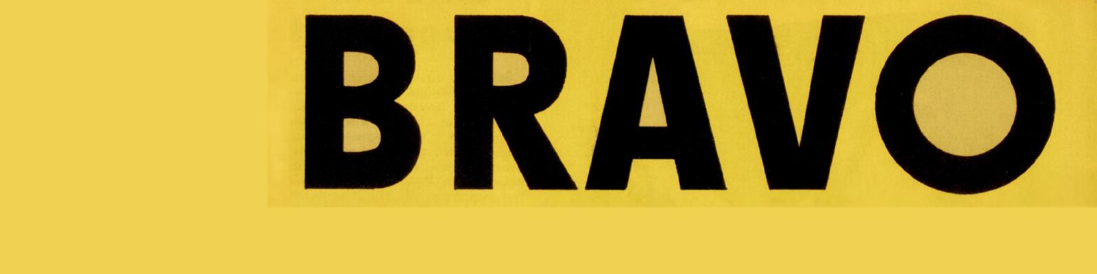 """Am 26. August 1956 kommt zum ersten Mal die Zeitschrift """"Bravo"""" auf den Markt."""