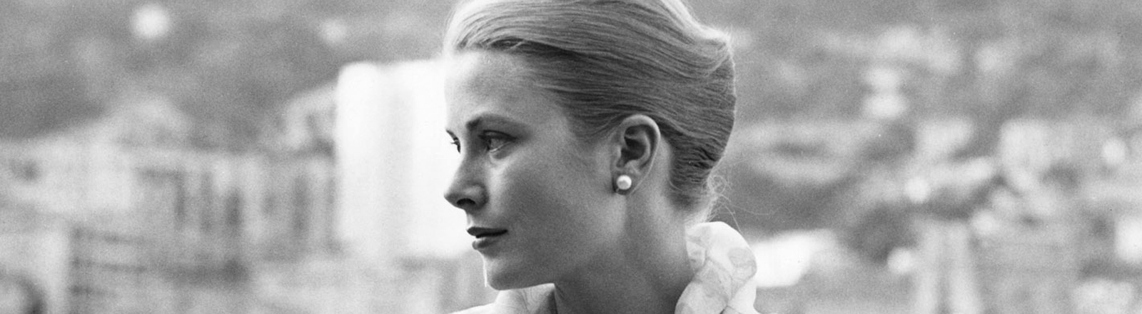 Fürstin Gracia Patrica, die frühere Schauspielerin Grace Kelly, Aufnahme von 1964