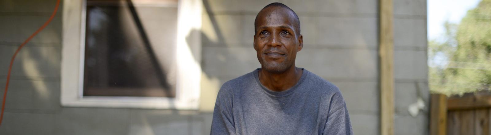 Mit speziellen Programmen werden in den USA Obdachlosen Wohnungen und Häuser vermittelt.