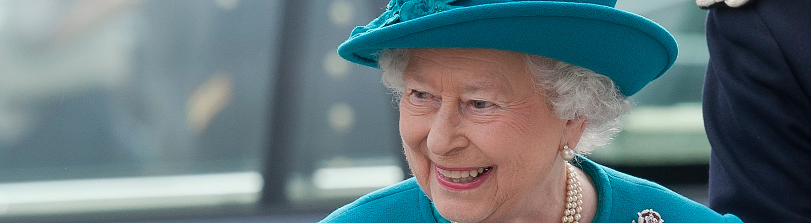 Queen Elizabeth II. am 30. Oktober 2014