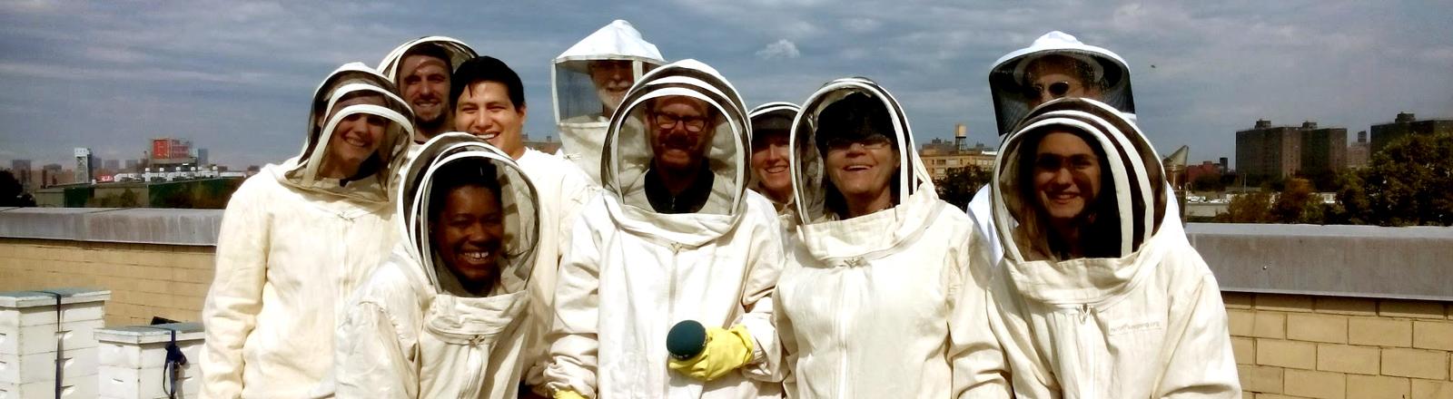 DRadio-Wissen-Reporter Christian Schmitt mit den Beeks von New York
