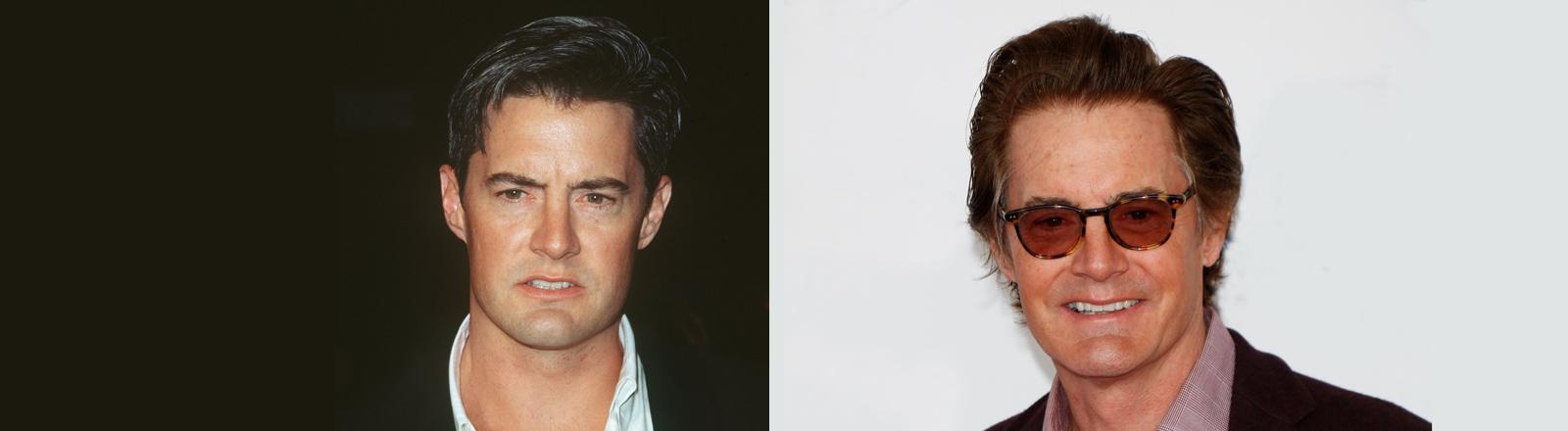 Kyle MacLachlan spielte vor 25 Jahren die Rolle des Special Agent Dale Cooper in der Serie Twin Peaks. Auch in der Fortsetzung 2016 soll die Rolle übernehmen.