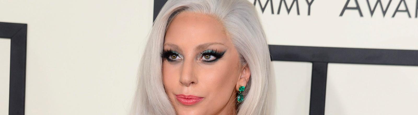 Lady Gaga im Grannystyle