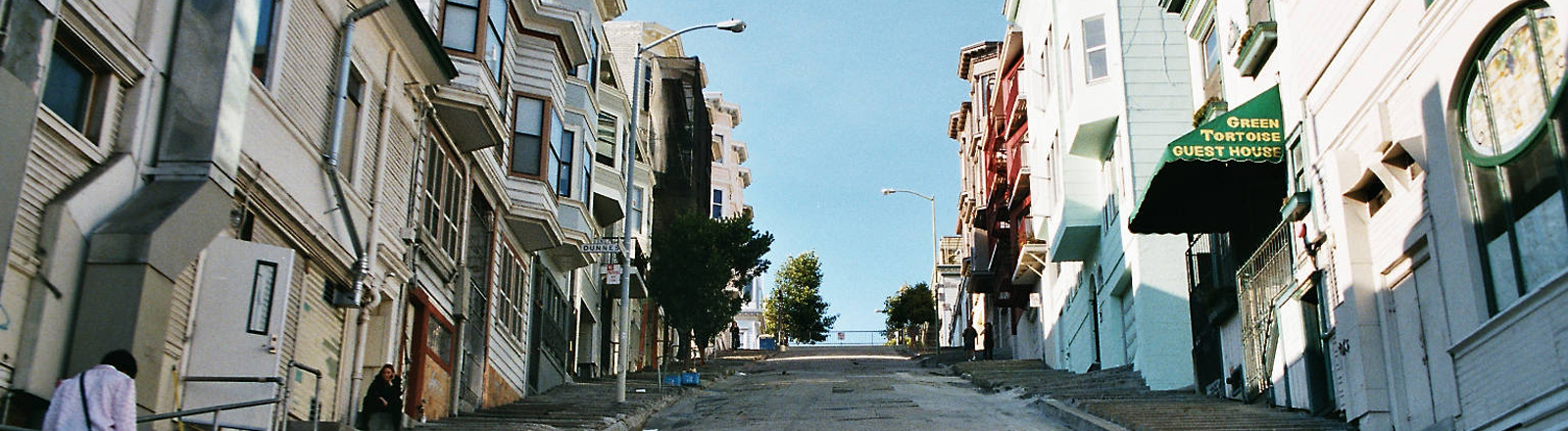 Straße in San Francisco
