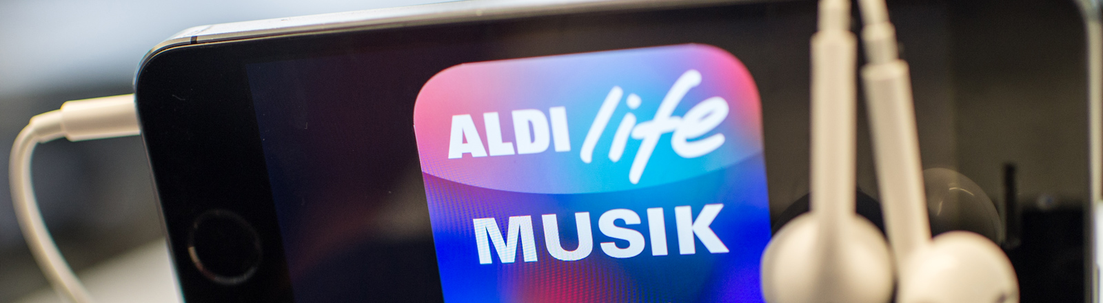 Aldi Life Musik - Streaming-Dienst in Kooperation mit Napster