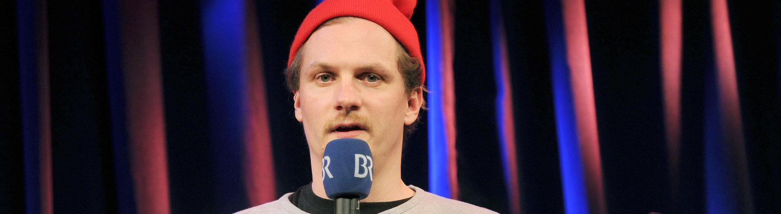Comedian Vincent Pfäfflin