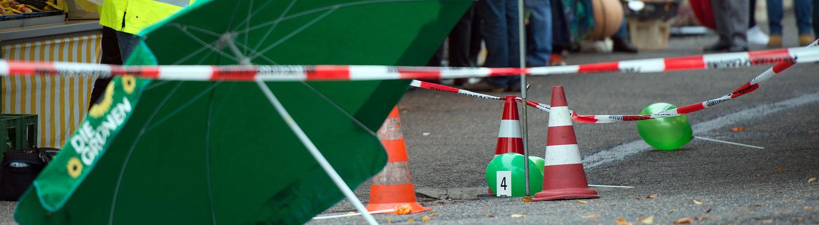 Messerattacke auf OB-Kandidatin Henriette Reker
