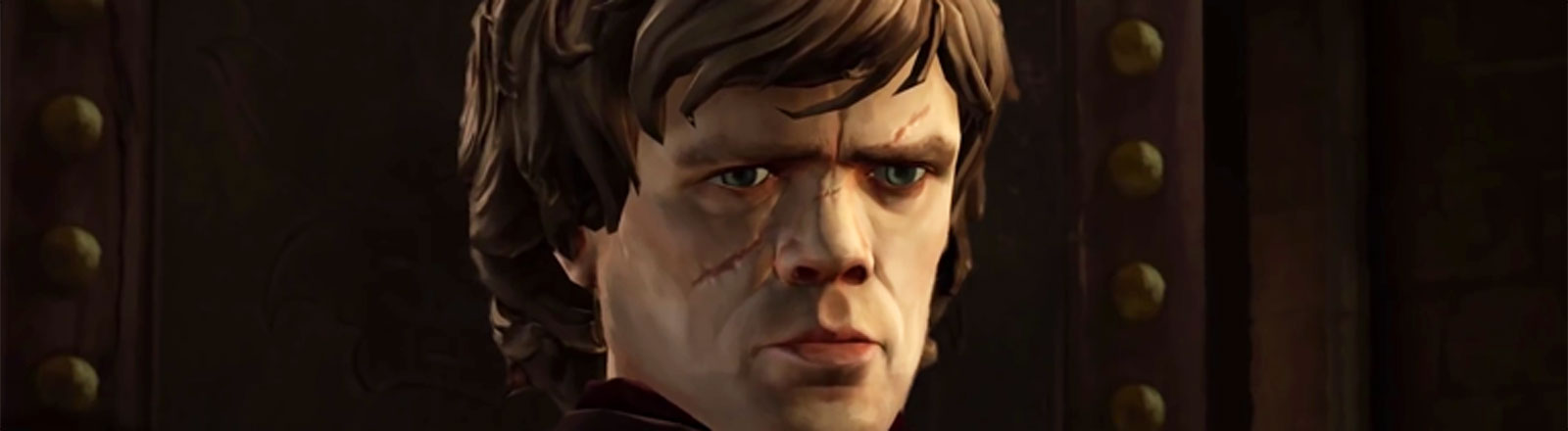 Computer animierte Figur aus Game of Thrones: Tyrion Lannister.