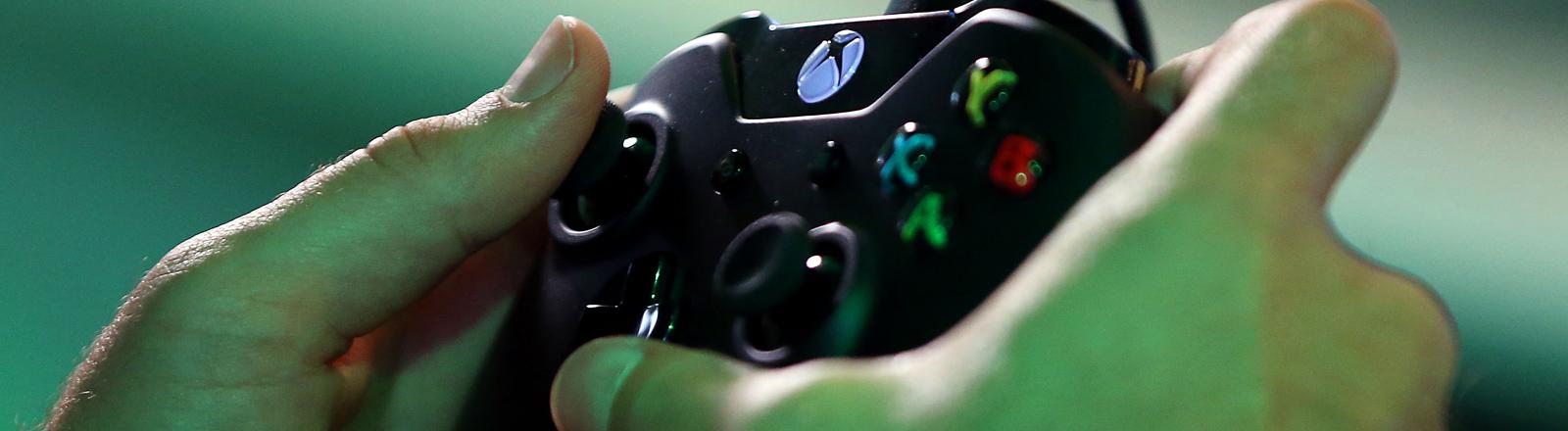 Spielekonsole Xbox One von Microsoft