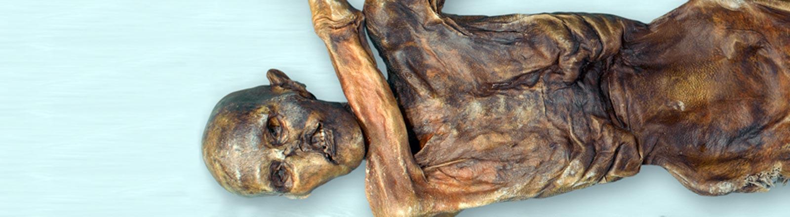 Gletschermumie Ötzi
