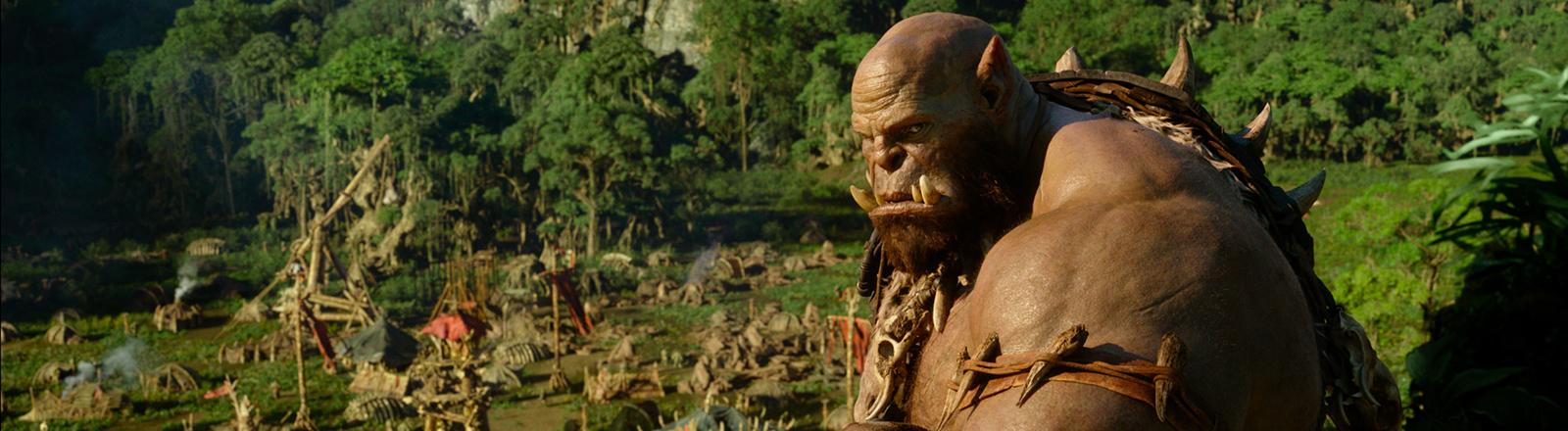 """Verfilmung: """"Warcraft: The Beginning"""""""