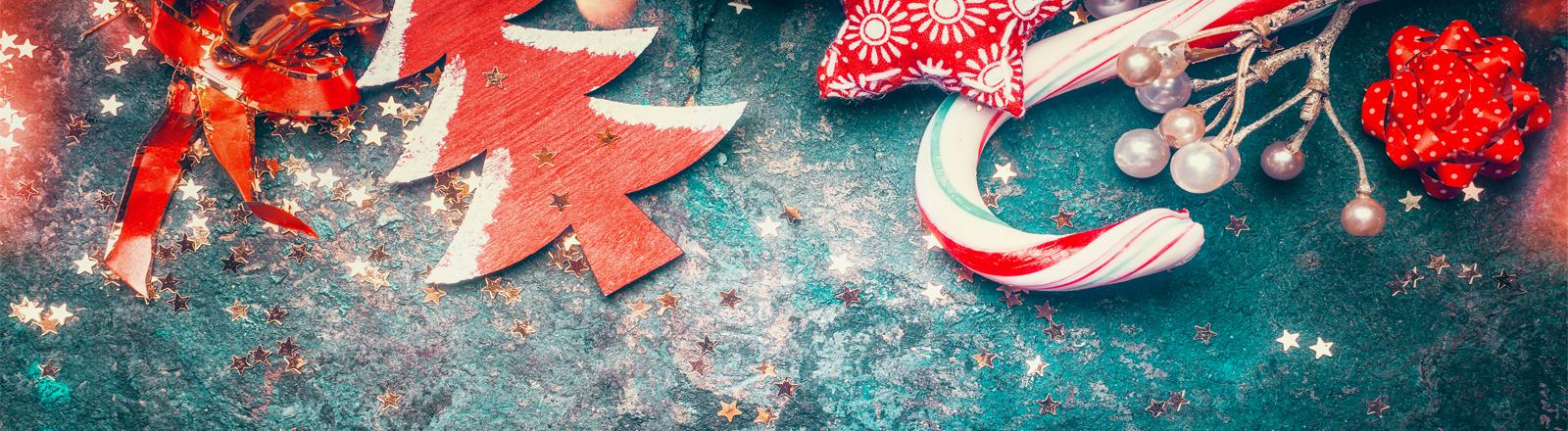 Weihnachtsdeko Kram.