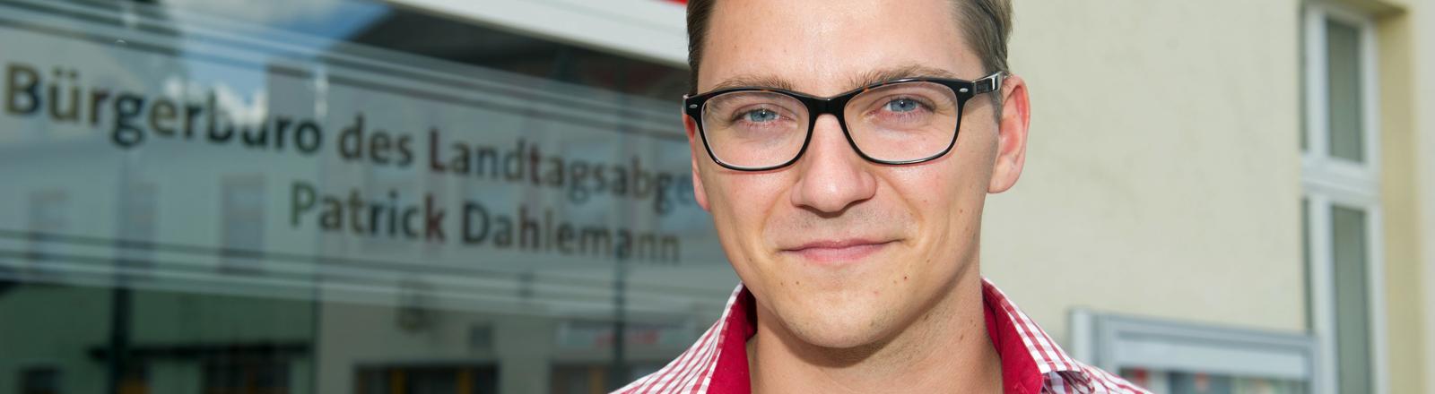 Patrick Dahlemann, Abgeordneter der SPD
