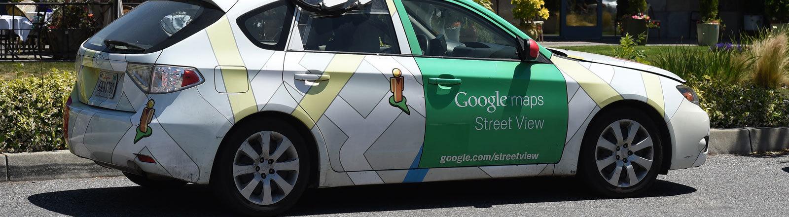 Google Street View Auto