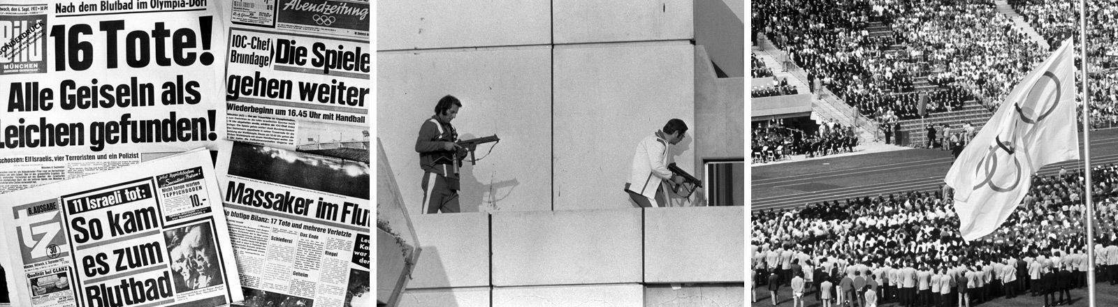 Attentat von München 1972.