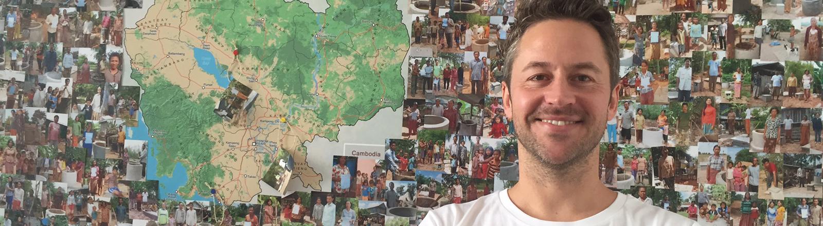 Florian Henle, 37 Jahre alt aus München wählt die Grünen. Er ist Protagonist in unserer Serie Meine Stimme.