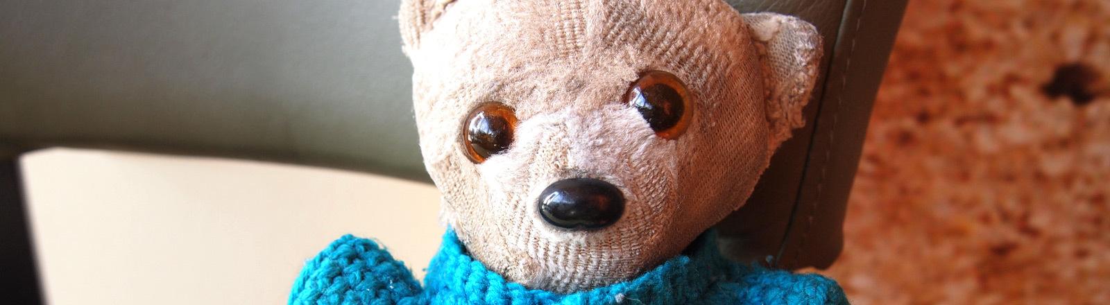 Teddybär Brummel.
