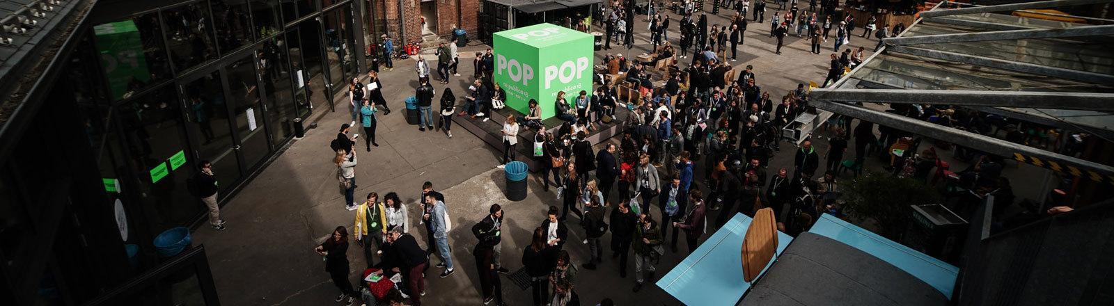 Impression re:publica 2018
