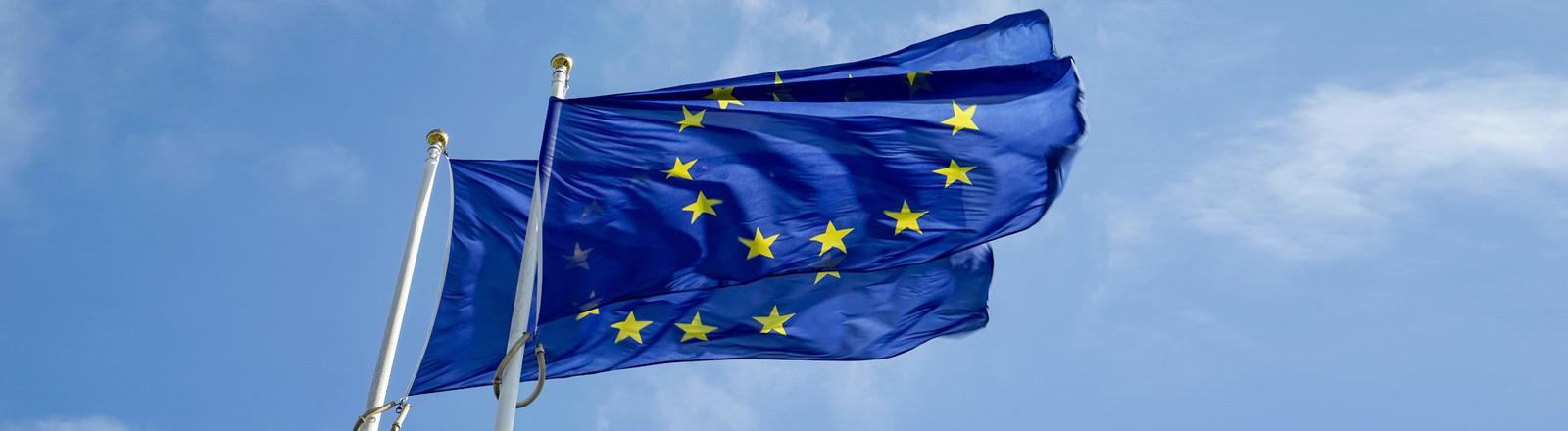 Europaflaggen