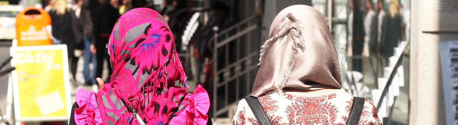 Muslimas in Berlin