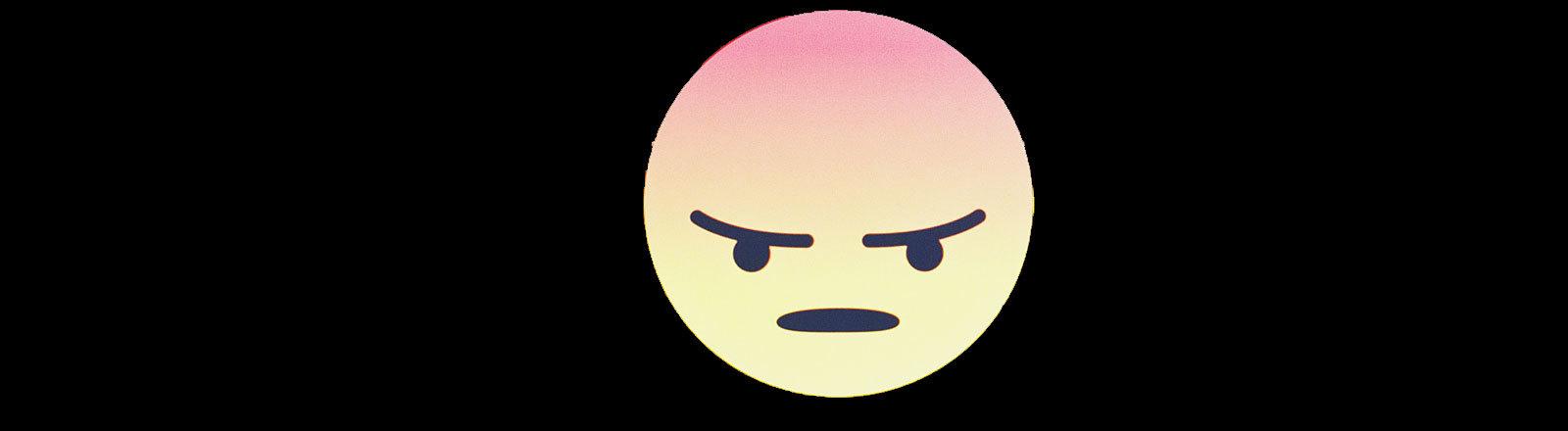 Wut Ärger Emoji
