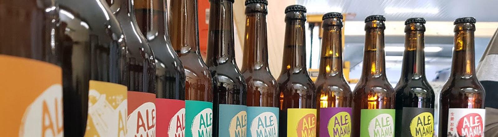 Das Craft-Beer von Ben Palmer