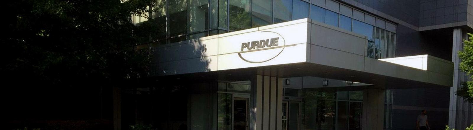 Purdue Firmensitz Stamford USA