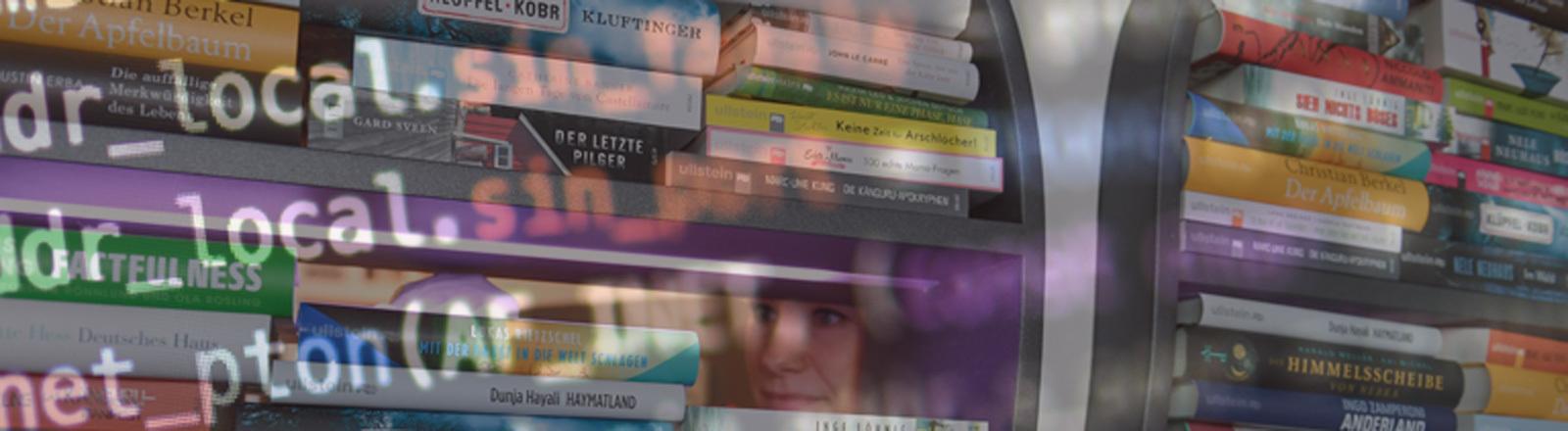 Bücherstapel und Algorithmus