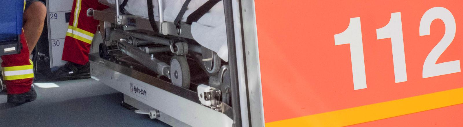 Rettungsauto