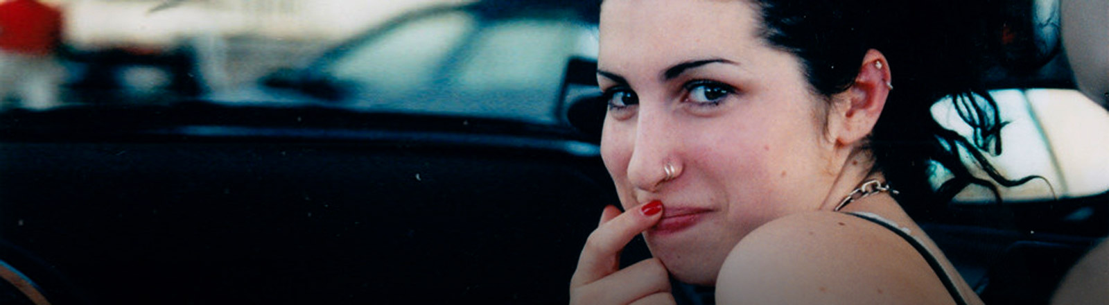 Amy Winehouse als Teenager
