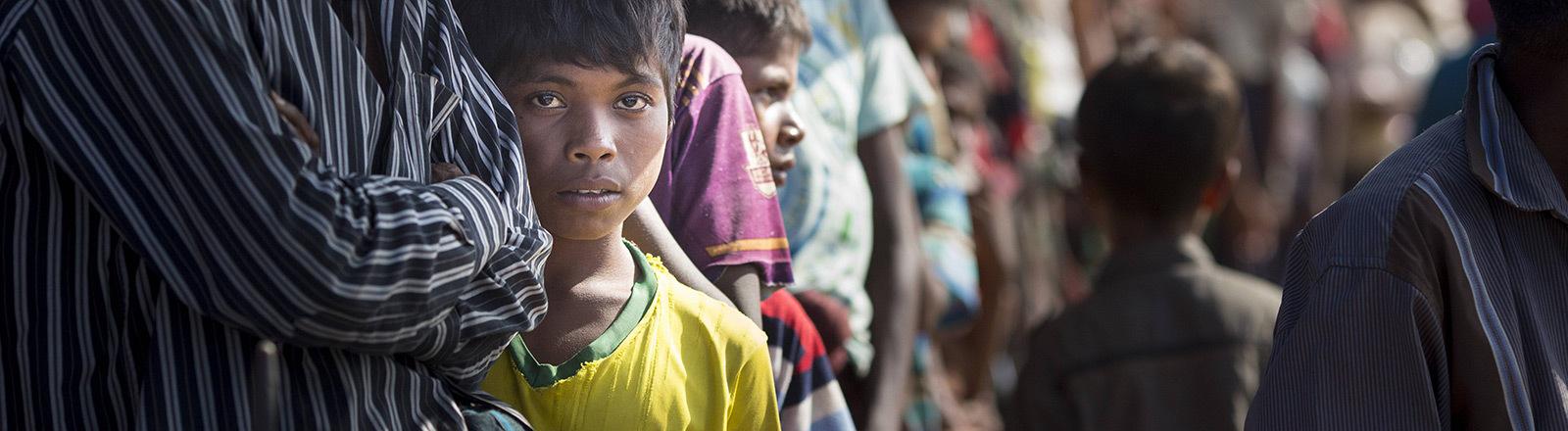 Flüchtlingslager der Rohingya