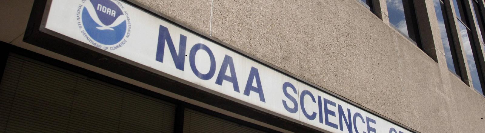 Gebäude der NOAA.