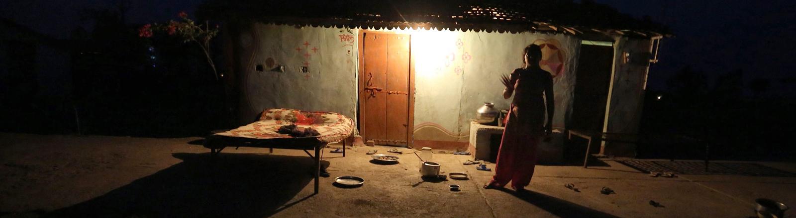 Prostituierte in Indien. dpa