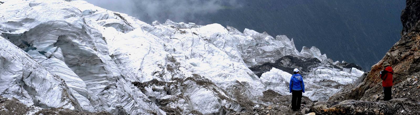 Der Gletscher Baishui