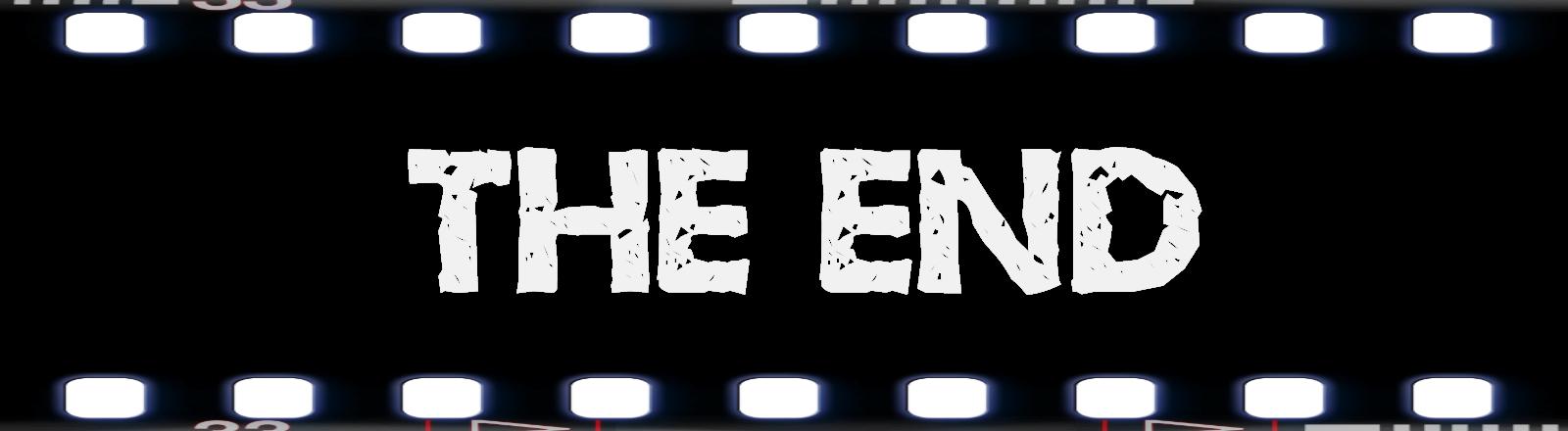Abspann Ende Film
