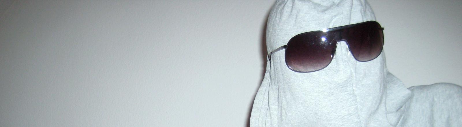 Anonym unterwegs