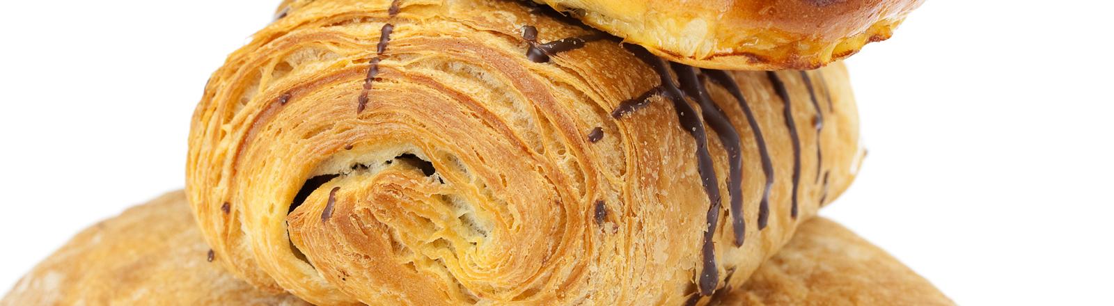Schoko-Croissant