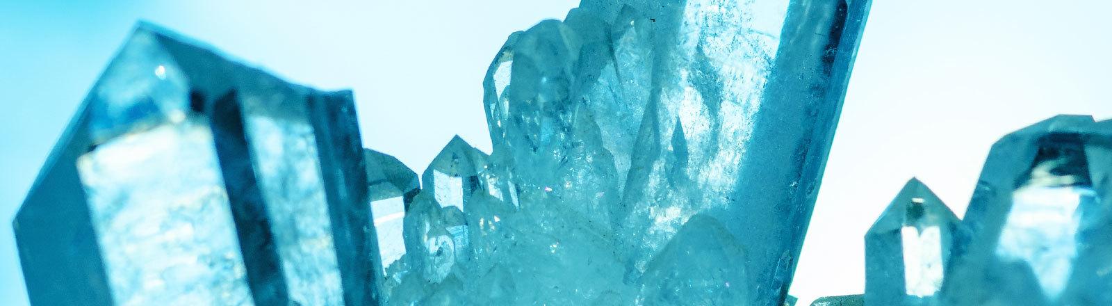 Kristalle als neuer Trend?